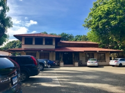 Income producing Commercial building for sale in Balboa, Reverted areas, very near the Panama Canal